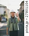 作業員 ヘルメット 男性の写真 27801104