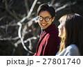 軽井沢 散策 カップル 27801740