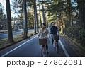 軽井沢 カップル 観光の写真 27802081