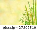 竹林 笹 テクスチャー 27802519