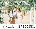 ウェディング ウエディング 結婚の写真 27802681