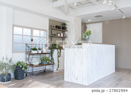 キッチンの写真素材 [27802994] - PIXTA
