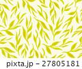 茶 茶葉 柄 文様 パターン 27805181