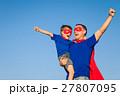 子 子供 コスチュームの写真 27807095