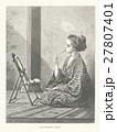 化粧:アンベール「幕末日本図絵」 1874 27807401