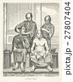 髪結:アンベール「幕末日本図絵」 1874 27807404