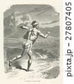 飛脚:アンベール「幕末日本図絵」 1874 27807405