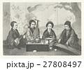 邦楽奏者:アンベール「幕末日本図絵」 1874 27808497