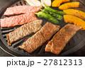和牛 焼肉 牛肉の写真 27812313