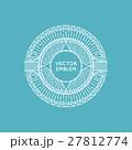 シンボルマーク デザイン 柄のイラスト 27812774