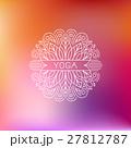 ベクトル シンボルマーク ロゴのイラスト 27812787