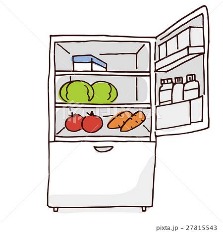 冷蔵庫のイラスト 27815543