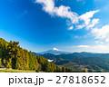 【静岡県】富士山と茶畑【静岡県】富士山と茶畑 27818652