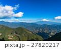 【静岡県】富士山を一望 27820217