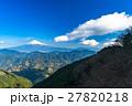 【静岡県】富士山を一望 27820218
