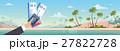書類 資料 手のイラスト 27822728