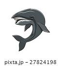 くじら クジラ 鯨のイラスト 27824198