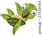 かめ カメ 亀のイラスト 27830564