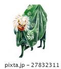 獅子舞 色鉛筆画 正月のイラスト 27832311