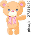 くま クマ 熊のイラスト 27834020