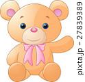 くま クマ 熊のイラスト 27839389