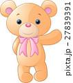 くま クマ 熊のイラスト 27839391