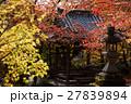 京都勝持寺の秋 27839894