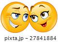 スマイリー 顔 面のイラスト 27841884