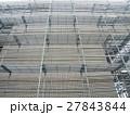 工事現場の足場 27843844