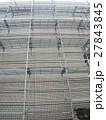 工事現場の足場 27843845