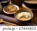 納豆餅 きな粉餅 和食 伝統食 おもち 27844823