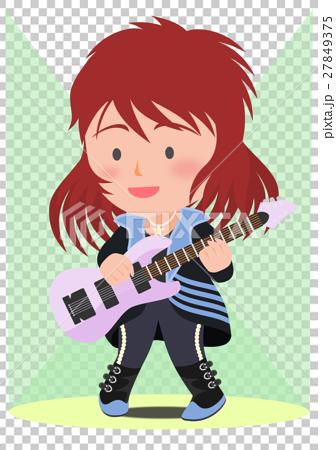 搖滾樂 吉他 音樂家 27849375