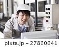 工場 製造 製作 作業員 製造業 ビジネス 技術者 製造ライン 工業 27860641