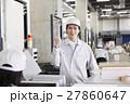 工場 製造 製作 作業員 製造業 ビジネス 技術者 製造ライン 工業 27860647