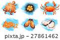 動物 生き物 生物のイラスト 27861462