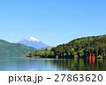 五月晴れの青空 箱根からの富士山風景 27863620
