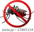 蚊 カ 害虫のイラスト 27865134