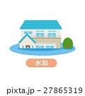 水災【災害・シリーズ】 27865319