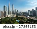 クアラルンプール マレーシア 高層ビル群の写真 27866153