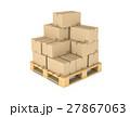 BOX ボックス 箱のイラスト 27867063