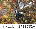 11月 紅葉の鳴子峡 東北の秋 27867620