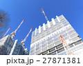 大規模建設現場 27871381