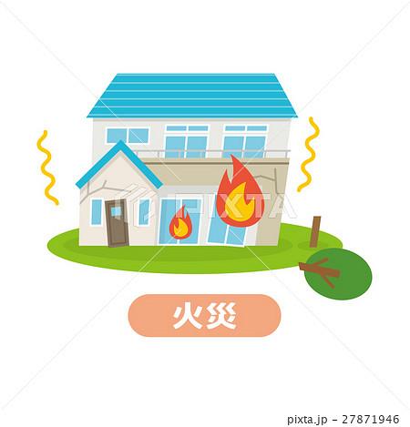 火災【災害・シリーズ】 27871946