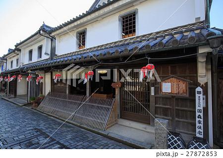 柳井・白壁の街並み 27872853