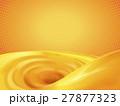 背景 ジュース オレンジのイラスト 27877323