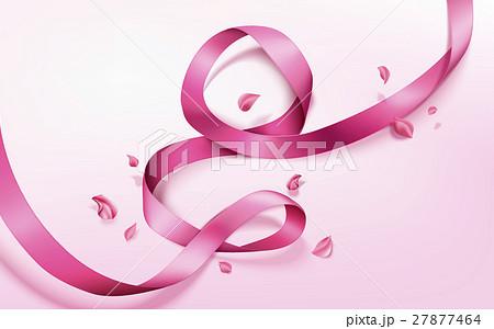 lateral pink ribbon 27877464