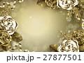 デザイン 柄 花のイラスト 27877501
