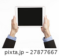 asian man holding tablet 27877667