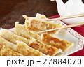 焼き餃子 Japanese Pan-Fried Dumplings 27884070
