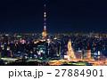 東京スカイツリーの夜景 27884901